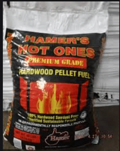 Hamer's Hot Ones