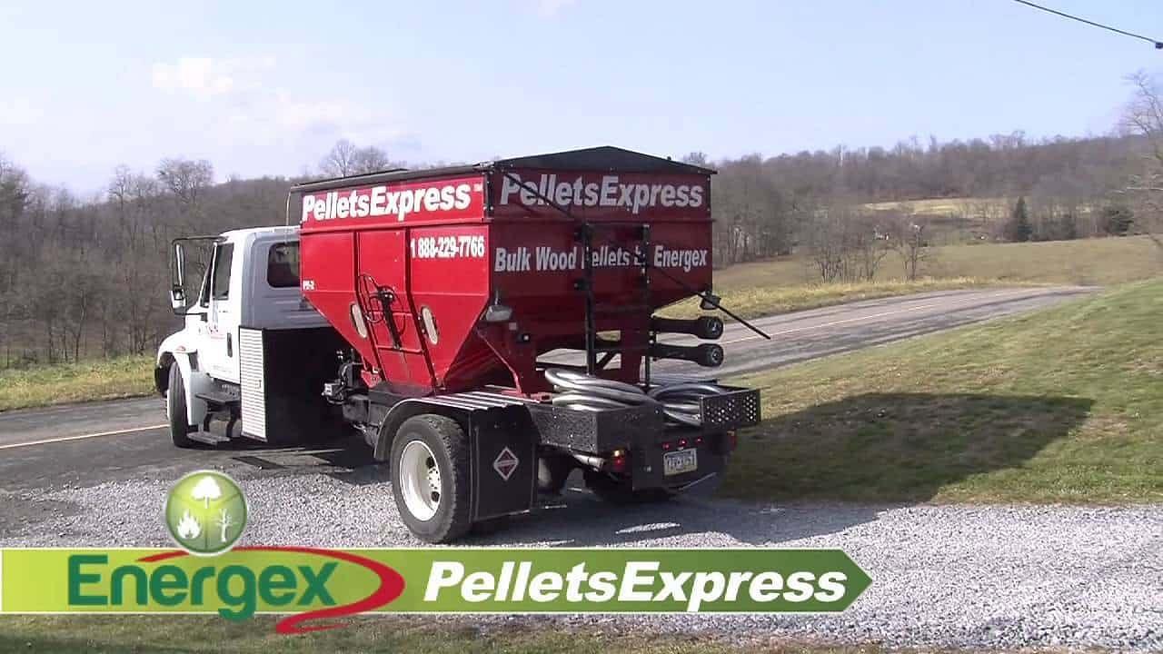 Energex Bulk Pellet AES-Hearth-Patio