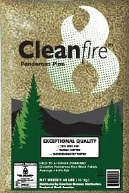Cleanfire Pellets