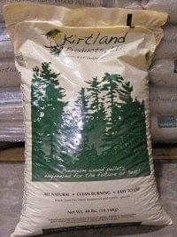 Kirtland Premium Pellets