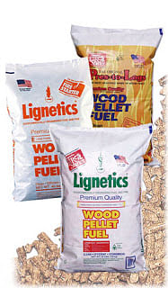 Lignetics pellets